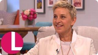 Ellen DeGeneres Exclusive On Finding Dory, Wimbledon And The Oscars | Lorraine