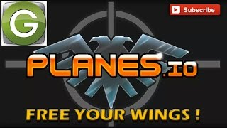 planes.io : free your wings - New Android Gameplay HD