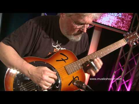 Musikshopen - Fender FR 50 Resonator