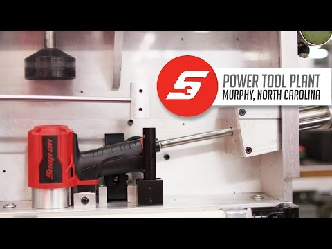 Murphy, North Carolina Plant | Pride in Manufacturing | Snap-on Tools