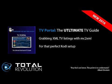 TVP - Grab TV XML Listings (mc2xml)