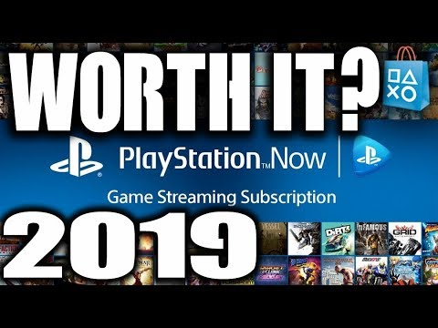 PS NOW 2019 IS IT WORTH IT