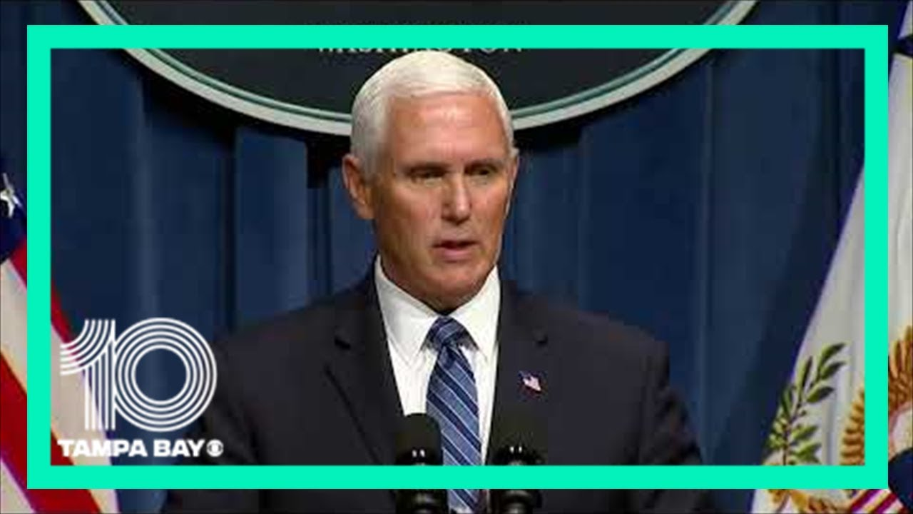 WATCH: White House Coronavirus Task Force Holds First Briefing In 2 Months, Flags Rising Cases With Fresh Appeal For Vigilance
