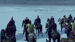 Total War Attila DLC Blood & Burning (Кровь и горения)