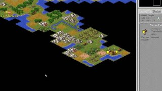 Trying to Play Civilization 2