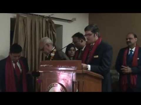 SMS Medical College Alumni Meet 1989 Batch Opening ceremony Dated 27.12.2014