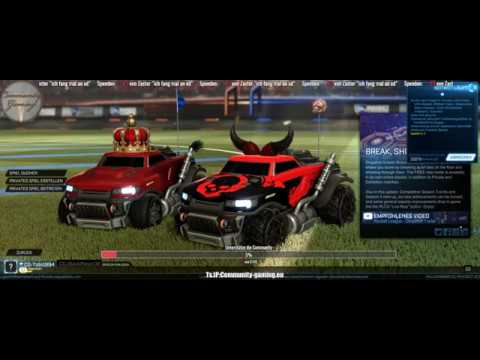 Live-Stream #006 - Rocket League mit Tobi und Blacky