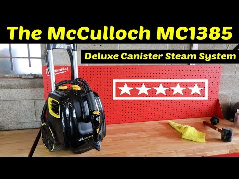 The Best Budget Steam Cleaner For Car Detailing Review And Demo