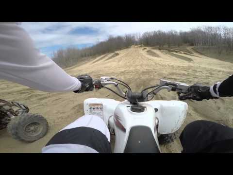 Spring 2016 quad ride westbranch michigan