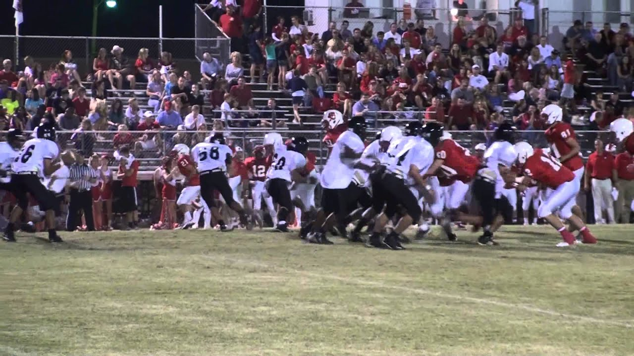 Faith Christian vs. Gainesville State School - One Heart Bowl Game 9-9-11