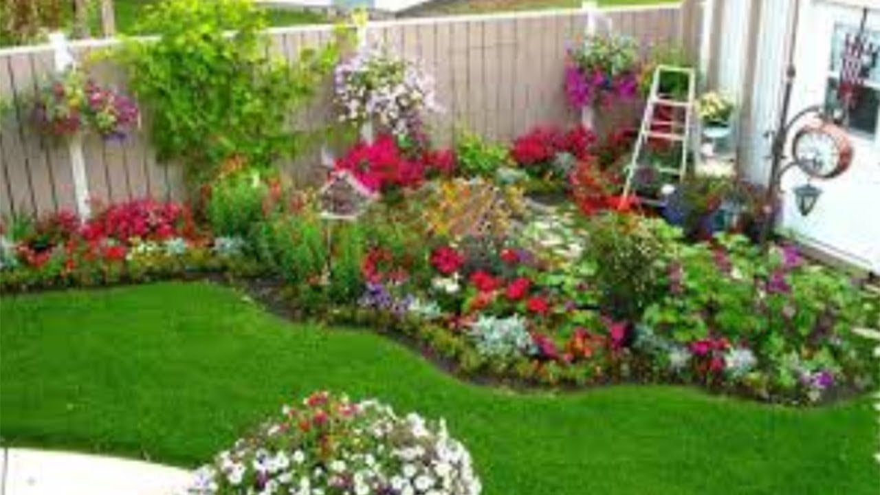 20 Small Garden And Flower Design Ideas 2018 Youtube
