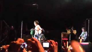 Festival Nem-Catacoa 2010- Green Day  en Bogotá  parte 1.mp4