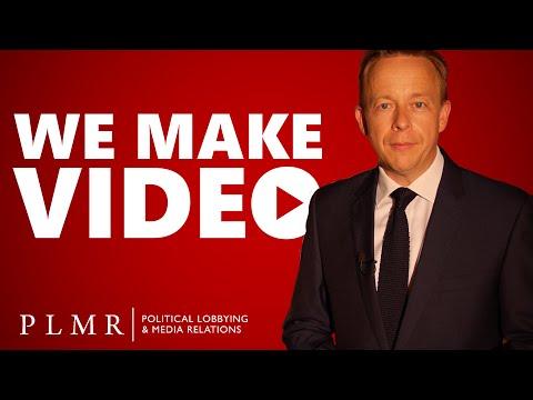 PLMR Makes Video
