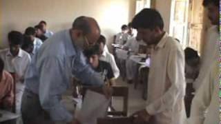 copying case of director colleges sukkur