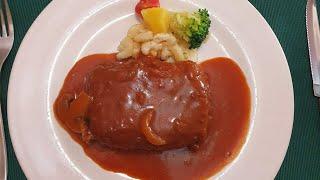 익산 함지박 레스토랑 에서 수제돈까스 다먹고 이탈리아 …