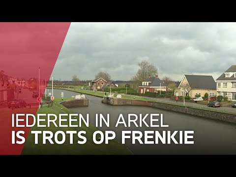 In Arkel blijft Frenkie nog gewoon Frenkie