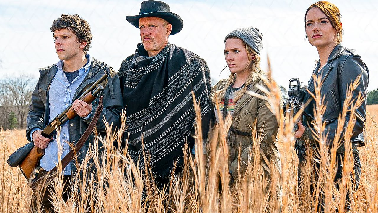 Download ZOMBIELAND 2: DOUBLE TAP - First 10 Minutes From The Movie (2019)