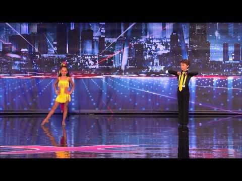 Yasha & Daniela   Amazing Kid Dancers .. by Atef