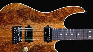 Chill Ethereal Groove Guitar Backing Track Jam in F