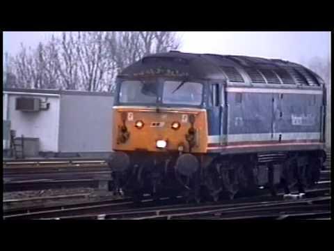 Clapham Junction 1991 -1993