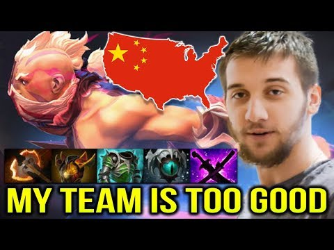 ARTEEZY Anti Mage In China - My Team is Too Good Dota 2