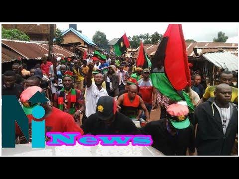 Biafra: IPOB blows hot, declares total strike September 14