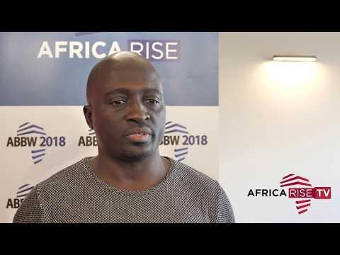 Jean Bosco Njoya  Directeur général ETS LA SOLUTION  (Cameroun) / Africa-Belgium Business Week 2019