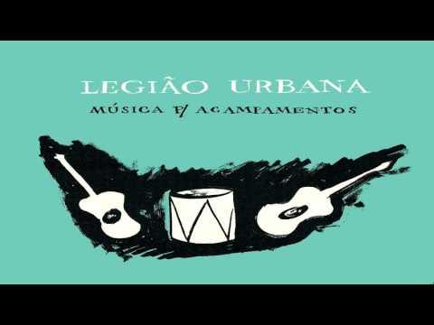 Legião Urbana - Pais e Filhos / Stand by Me - Musica Para Acampamentos, Disco 2 (1992)