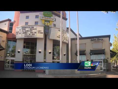Lodi theater to reopen today