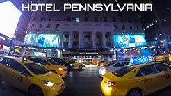 PENNSYLVANIA HOTEL NYC 7th Avenue New York City Manhattan Times Square