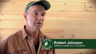 Johnson Lumber - Featuring Prefinished Pine Products