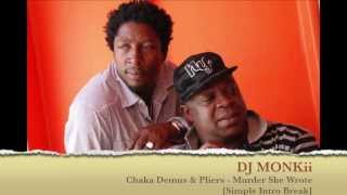 Chaka Demus & Pliers - Murder She Wrote - Reggae Simple Intro Outro - 95BPM