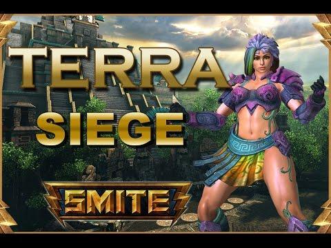 SMITE! Terra, Divertido pero no OP :D! Siege #92