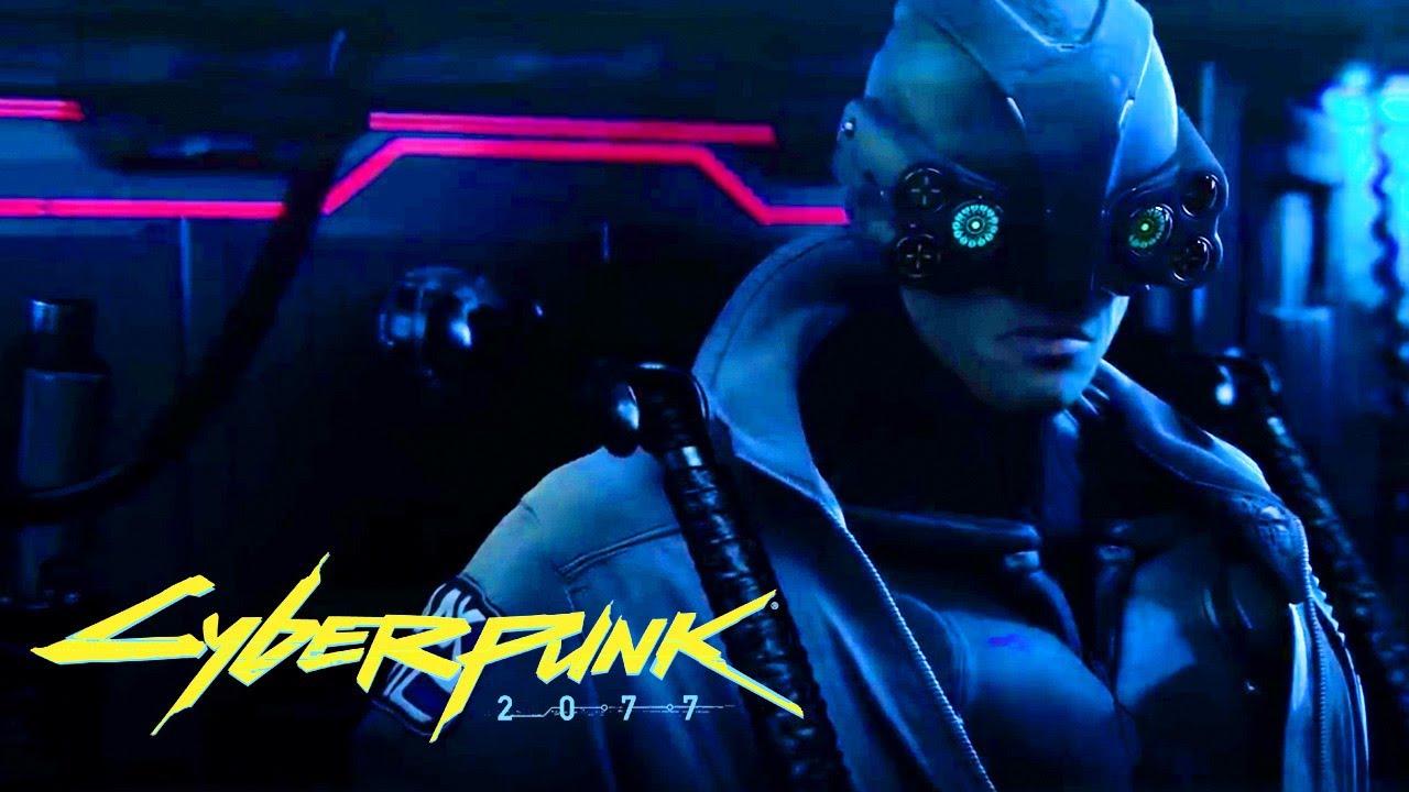 Cyberpunk 2077 Creating Cyberpunk Official Playstation