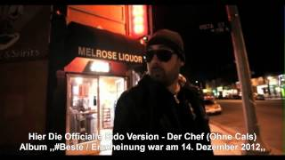 Sido - Der Chef (Officialles HD Video)