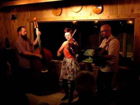 April Verch: Fiddle, Stepdance Medley