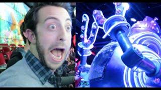 Insane Robot Restaurant in Tokyo | Adam Rose Official  | Vlog_020