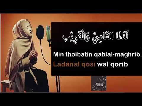 Suara Merdu Nisa Sabyan ,law Kana Bainana