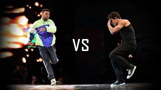CHABCHAB vs SADO - Battle 7 - Red Bull BC One Cypher 2015 Morocco | YOUZAR