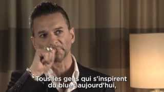 Dave Gahan, post-it interview