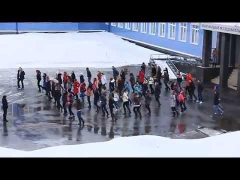 Флешмоб Нижегородской Вышки 2013