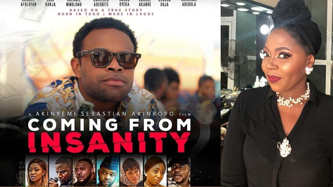 Download NOLLYWOOD- GABRIEL AFOLAYAN, ODUNLADE ADEKOLA,OTHERS IN 'COMING FROM INSANITY'