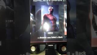 Начаем играть в игру человек паук2 часть1