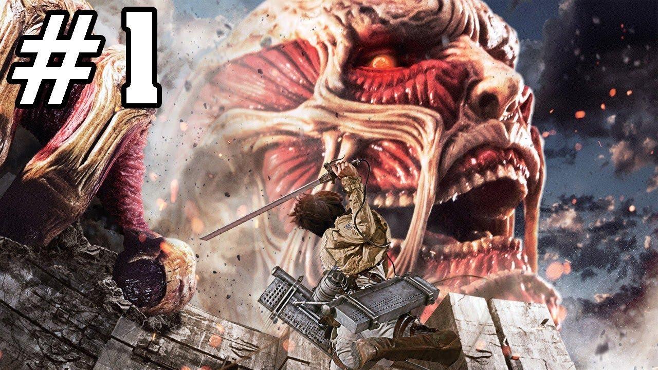 Attack On Titan – Tấn Công Người Khổng Lồ – Cuộc Xâm Lăng #1