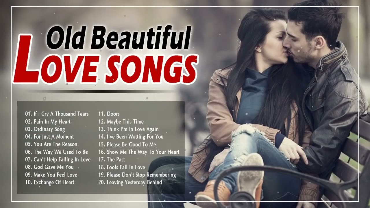 Best Old Beautiful Love Songs - Most Romantic Love Songs Of 80s 90s - Nonstop Greatest Love Music