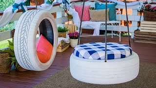 DIY Tire Swing with Paige Hemmis - Home & Family