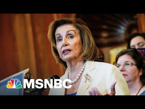Pelosi Won't Allow Jan. 6th Committee To 'Turn Into A Circus Act'