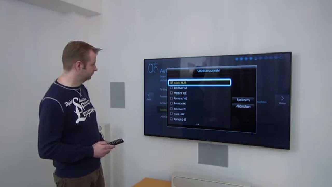Samsung Tv Ersteinrichtung