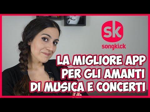 L'applicazione perfetta per gli amanti di musica e concerti - le app di Tech Princess