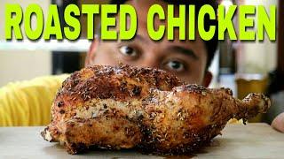 YOOOOOO..... Vlog kali ini Black and Taufik masak special buat kalian semua KIta membongkar resep simple Internasional ROASTED CHICKEN yang biasa ...